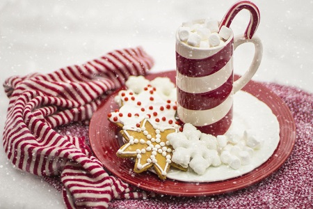 3 cioccolate calde per Natale